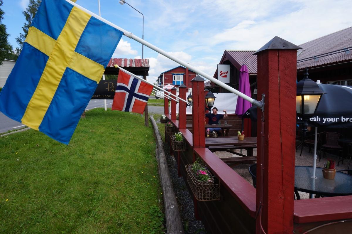 [ノルウェーブログ]北欧の中でも、カラーはあります!
